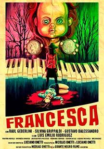 francesca Francesca francesca 2015 poster destacada