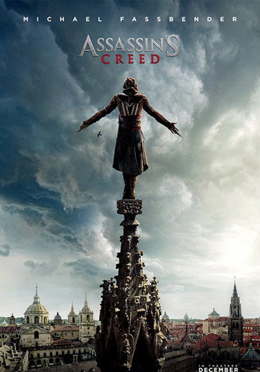 assassin´s creed poster assassins creed