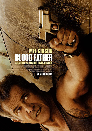 blood father poster blood father Blood Father blood father poster