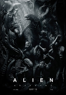 alien-covenant-poster-destacado alien covenant Alien Covenant alien covenant poster destacado  Cine Fantástico, cine de terror y cine independiente alien covenant poster destacado