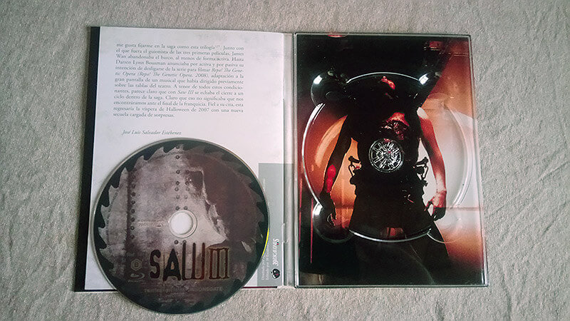 saw iii edicion 39-escalones saw iii