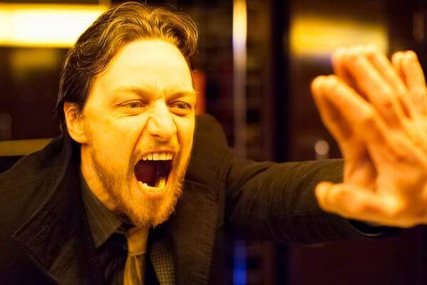 Filth (el Sucio) con James McAvoy