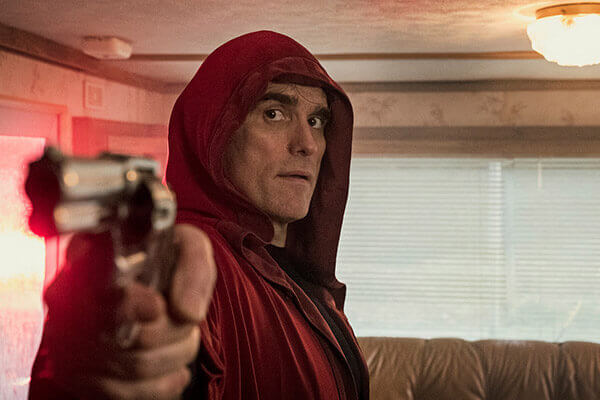 The house that Jack built, dirigida por Lars Von Trier sitges 2018