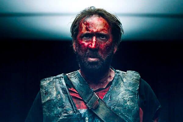 nicolas cage Nicolas Cage y Ed Harris en Sitges 2018 mandy nicolas cage