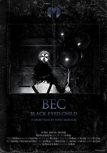 Black eyed child cortometraje