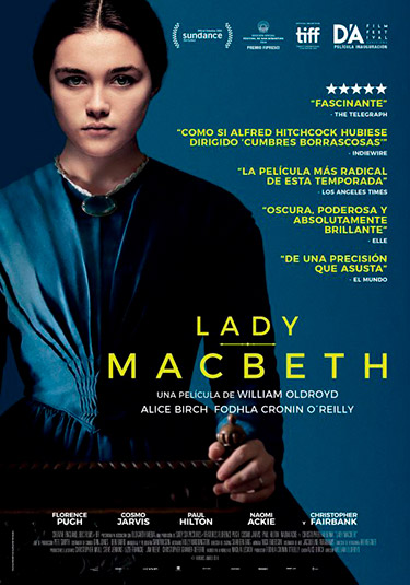 lady macbeth Lady Macbeth lady macbeth poster