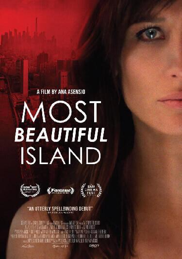 Póster Most Beautiful Island