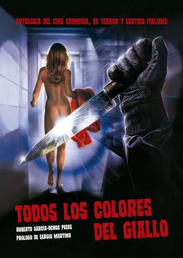 portada del libro Todos los colores del giallo