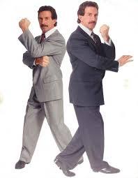 los gemelos mcnamara Los gemelos McNamara (I) los gemelos mcnamara karatecas