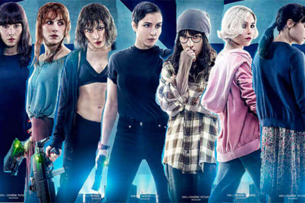 Siete Hermanas (What happened to Monday) con Noomi Rapace siete hermanas Siete Hermanas siete hermanas noomi rapace
