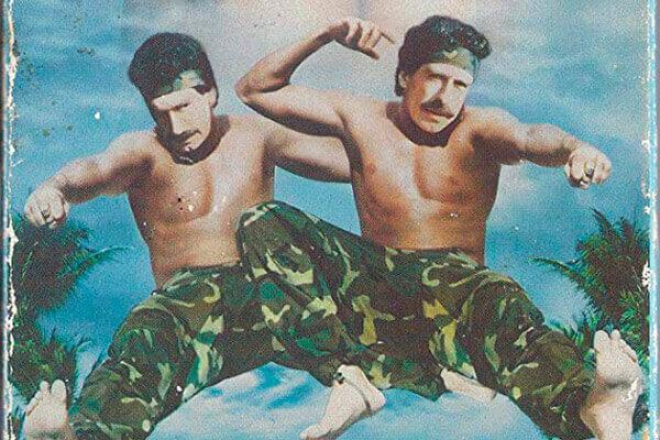 Twin Dragon Encounter, una película de los mellizos McNamara los mellizos mcnamara Los Mellizos McNamara (II) twin dragon encounter de los mellizos McNamara destacada