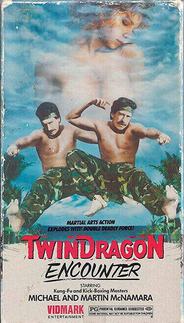 Twin Dragon Encounter, una película de los-mellizos-McNamara
