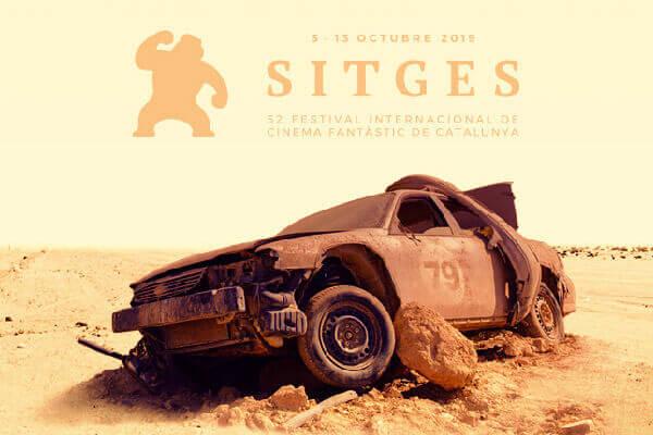 banner del festival de Sitges 2019  Mad Max en Sitges 2019 banner sitges 2019