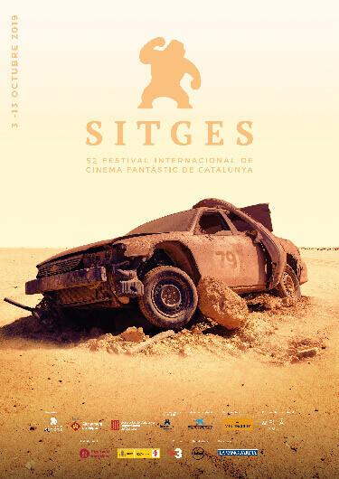 Cartel del Festival de Sitges 2019