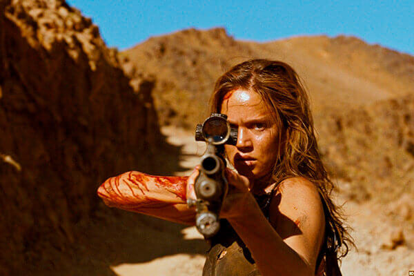 Matilda Lutz en Revenge