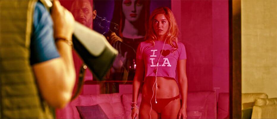Revenge, dirigida por Coralie Fargeat