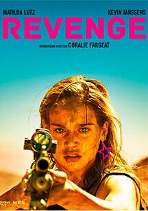 revenge Revenge revenge matilda lutz poster destacada