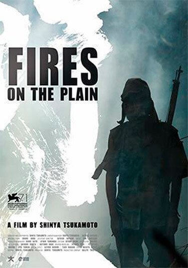 Póster de Fires on the Plain