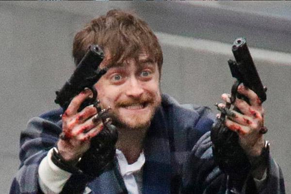 Daniel Radcliffe protagonista de Guns Akimbo  Programación para Sitges 2019 guns akimbo daniel radcliffe protagonista  Cine Fantástico, cine de terror y cine independiente guns akimbo daniel radcliffe protagonista