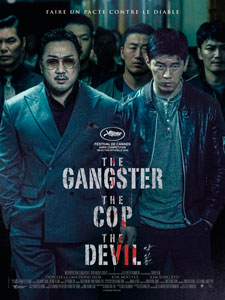 The gangster, the cop, the devil película 2019  Festival de Sitges 2019, el thriller coreano como apuesta segura the gangster the cop the devil 2019
