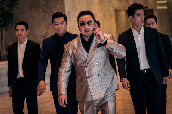 The gangster, the cop, the devil  Festival de Sitges 2019, el thriller coreano como apuesta segura the gangster the cop the devil destacada