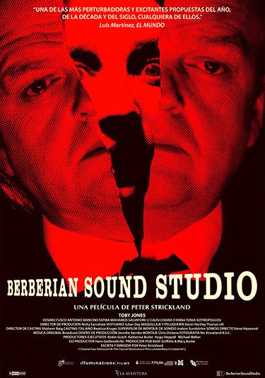 Crítica de Berberian Sound Studio