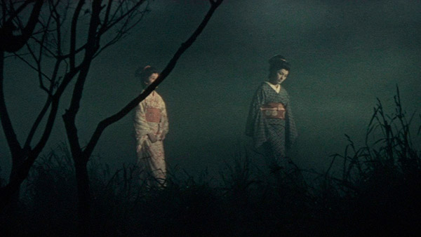 The Ghost of Yotsuya Kaidan