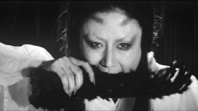 Kaidan, cine de terror clásico japonés