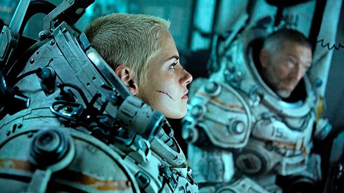 Underwater, película protagonizada por Kristen Stewart
