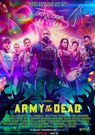 El ejército de los muertos (army of the dead)